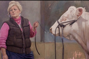 Cattle Woman