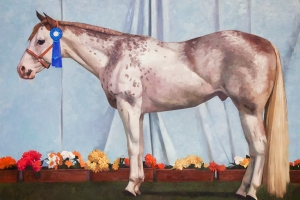 Blue Ribbon Horse