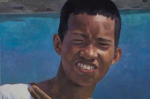 Boy, Puerto Galera